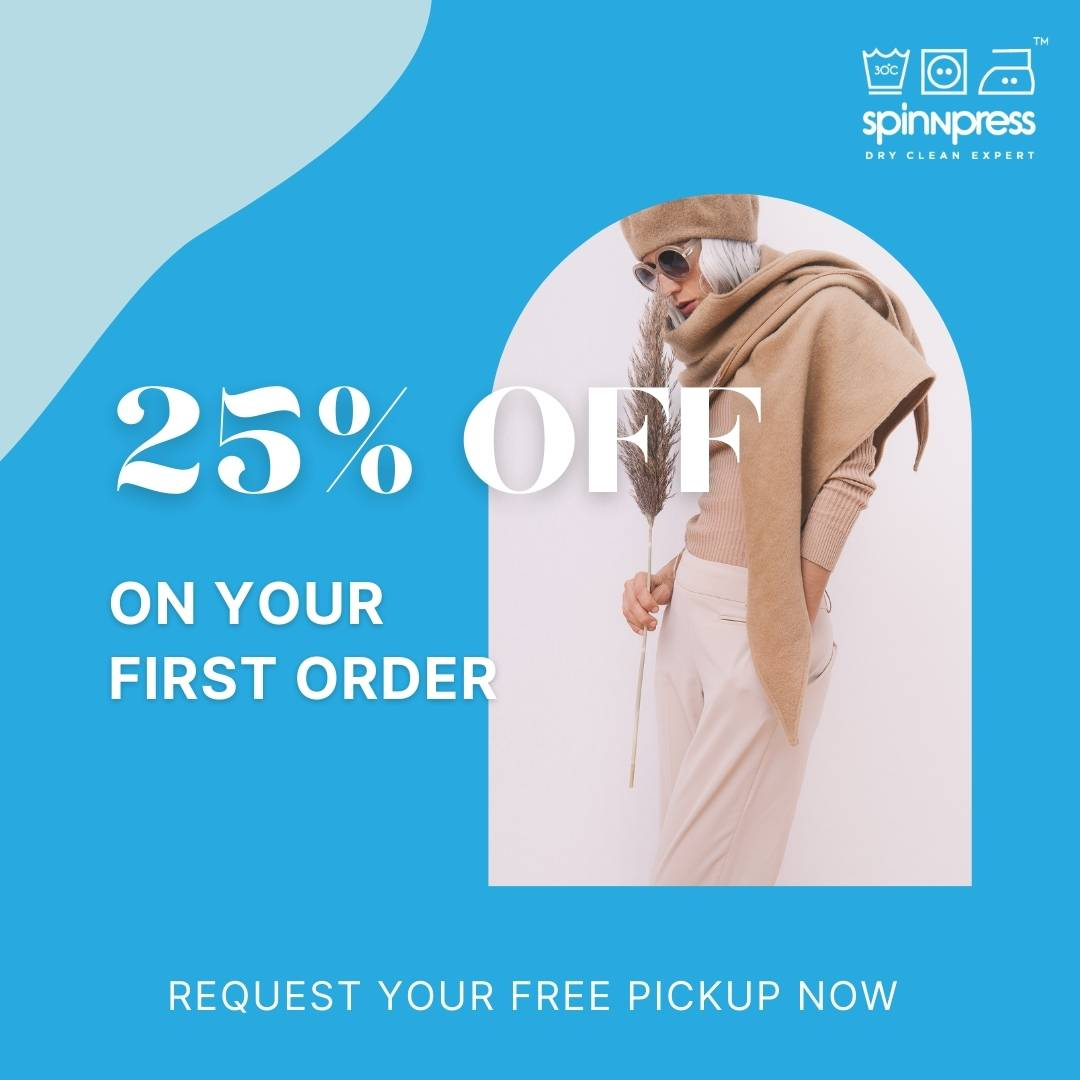 Creative post design for 25% discount offer