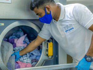 professional dry cleaning & laundry services
